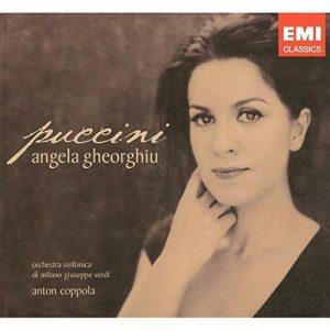 Puccini, Arias