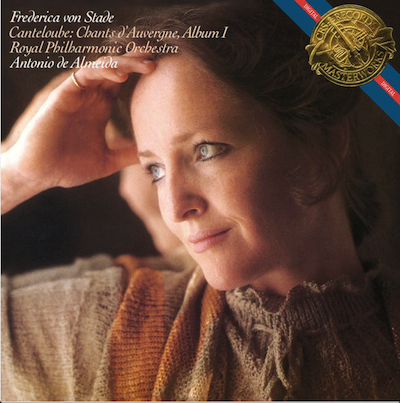 Frederica von Stade:  Canteloube, Songs of the Auvergne, Album 1