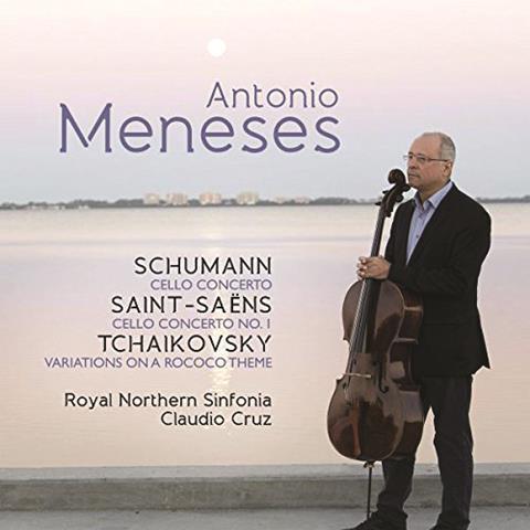 Antonio Meneses Cello Concertos