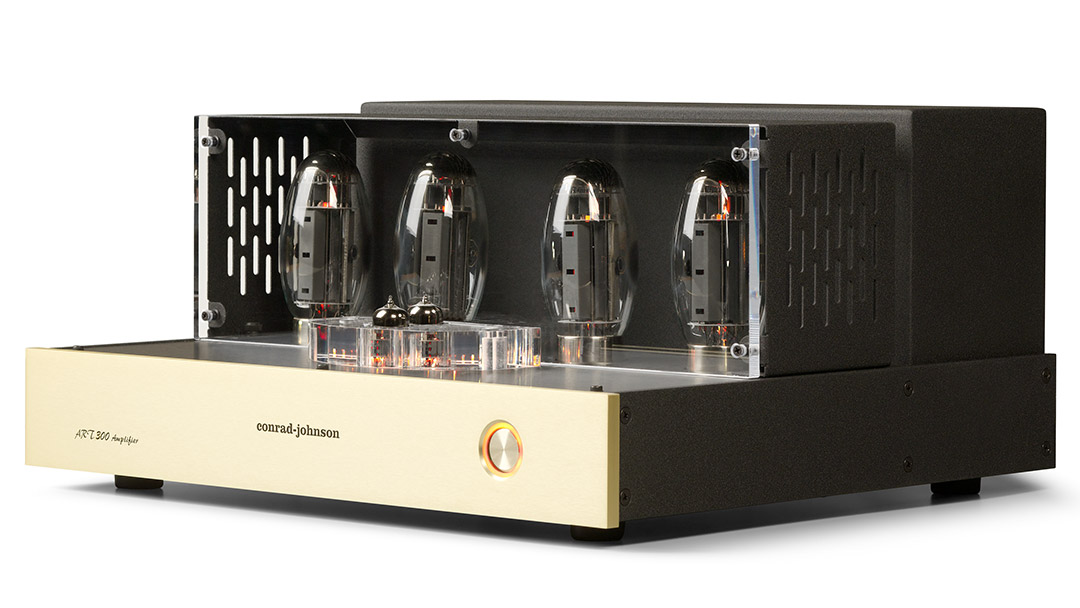 conrad-johnson 40th Anniversary ART300 Monoblock Tube Amplifiers