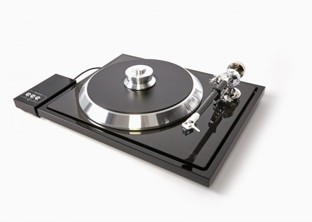 EAT C Sharp Turntable Combination