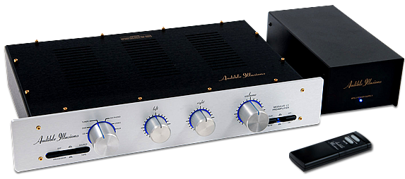 Journeys in Audio Subjectivism - Part Nine:  Audible Illusions Modulus L3A Preamplifier