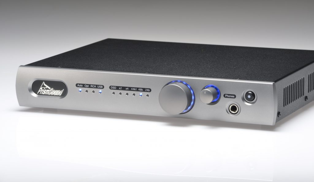 Prism Sound Callia USB Digital DAC and Digital Audio Preamplifier