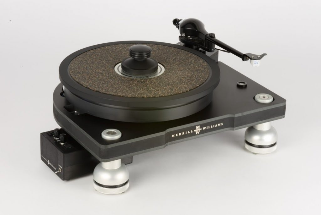 Merrill-Williams Audio LLC of Memphis, Tennessee is Proud to Announce the Latest Version of Its Celebrated R.E.A.L. Turntable