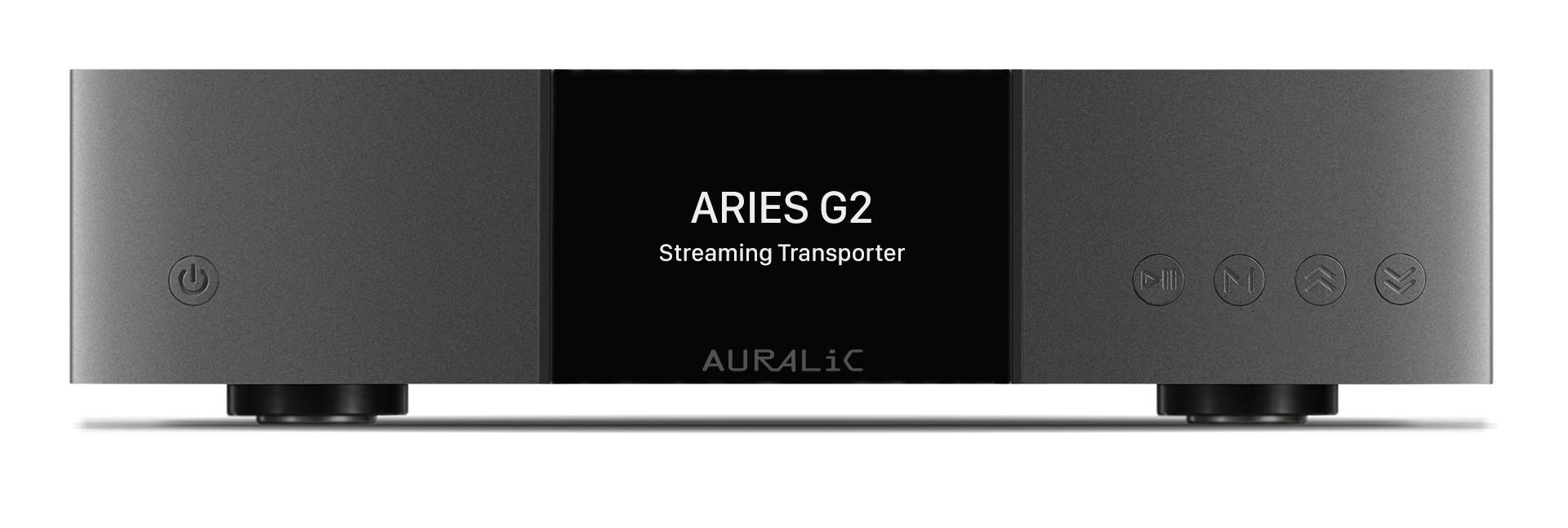 AURALiC Aries G2 Streaming Transporter