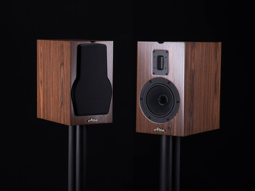 Alta Audio Io Loudspeakers - The Priestess of Bass