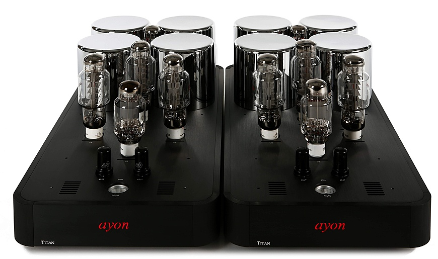 Ayon Titan Evo amplifiers