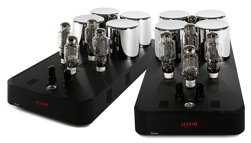 Ayon Titan Evo Monoblock Amplifiers