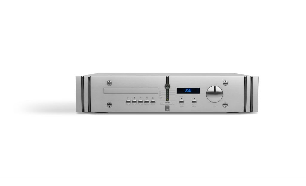 ATC Launches CDA2 Mk2 CD/DAC/Preamplifier – Now shipping!