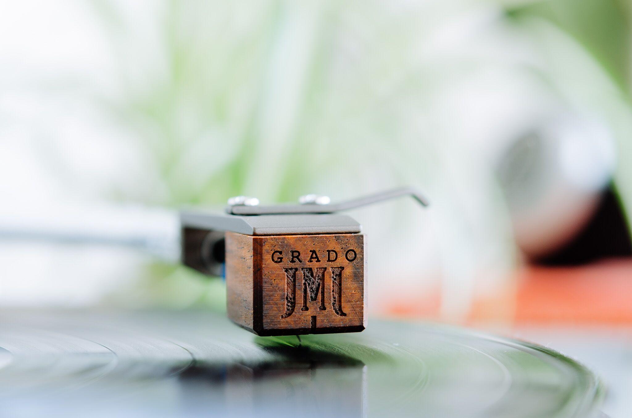 Grado Releases the Second Lineage Cartridge, the Aeon - Positive
