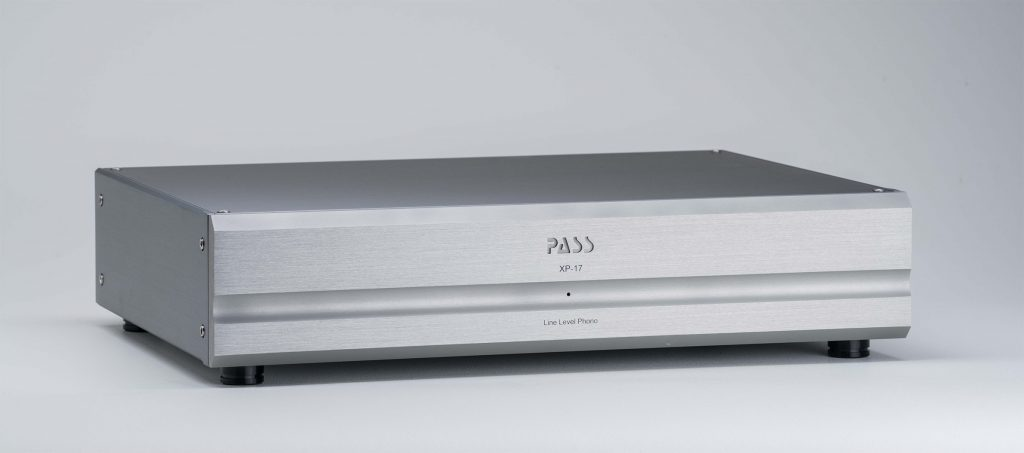Pass Labs XP-17 Phonostage Preamplifier