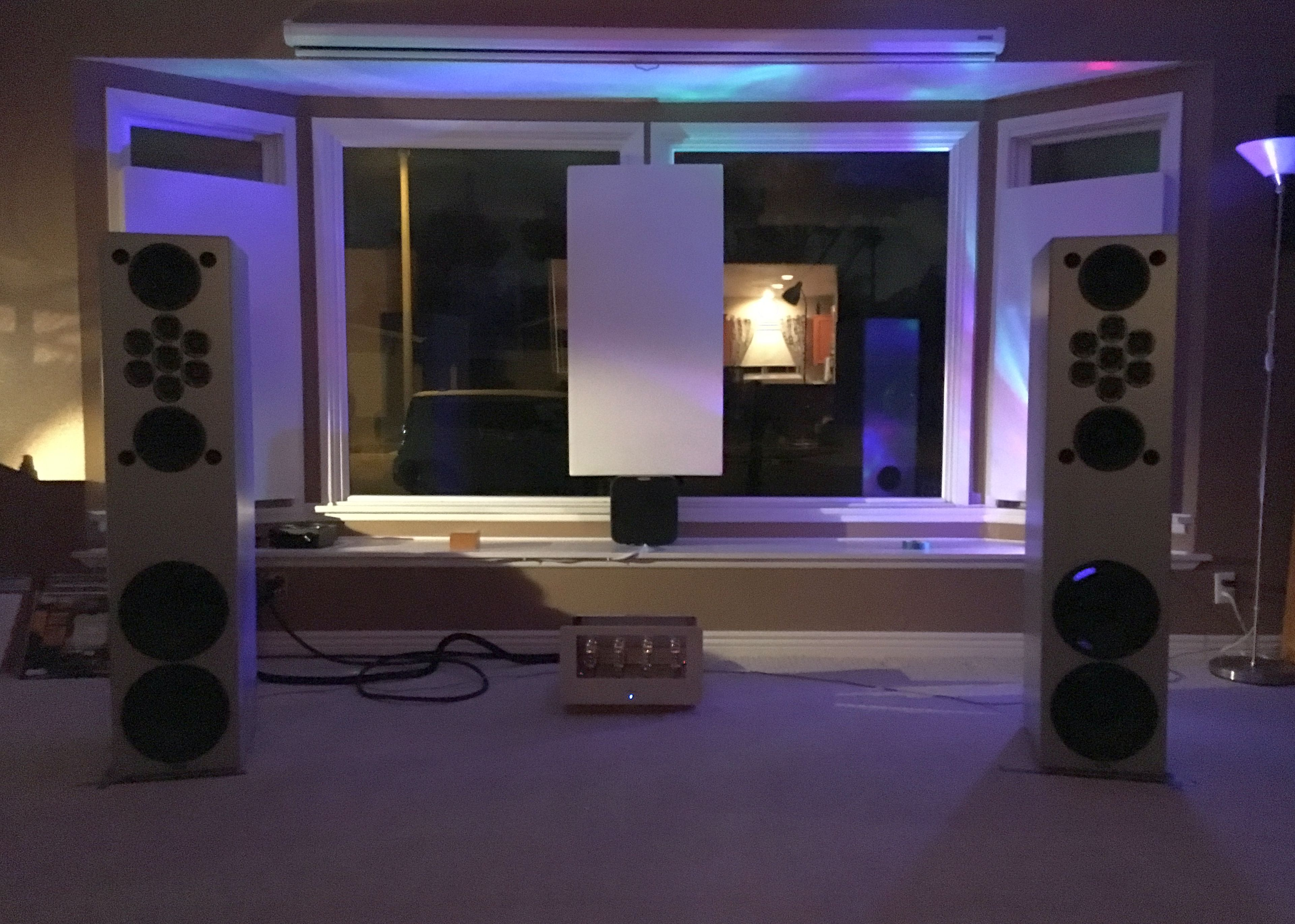 Tekton Double Impact Loudspeakers Leaving Me A Positive Feedback Is Always Appreciated 100