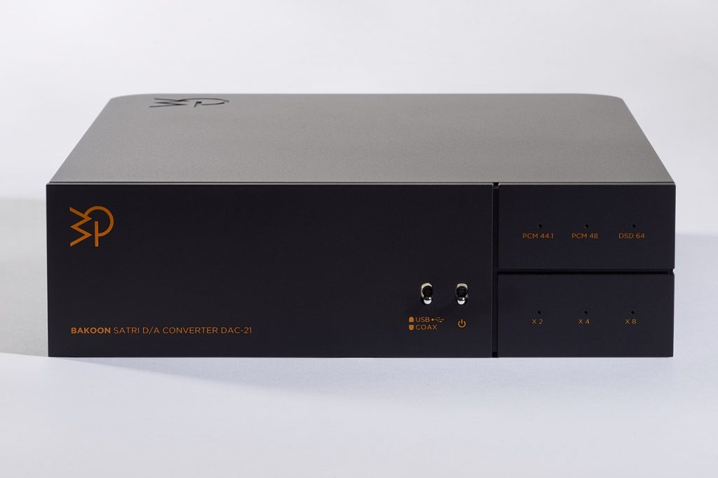 All Systems Go! The Bakoon International AMP-41 and DAC-21