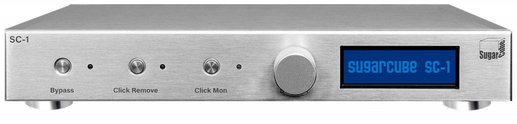 SweetVinyl SugarCube SC-1 Hi-Res All-In-One Vinyl Noise Removal and Digital Recording Platform