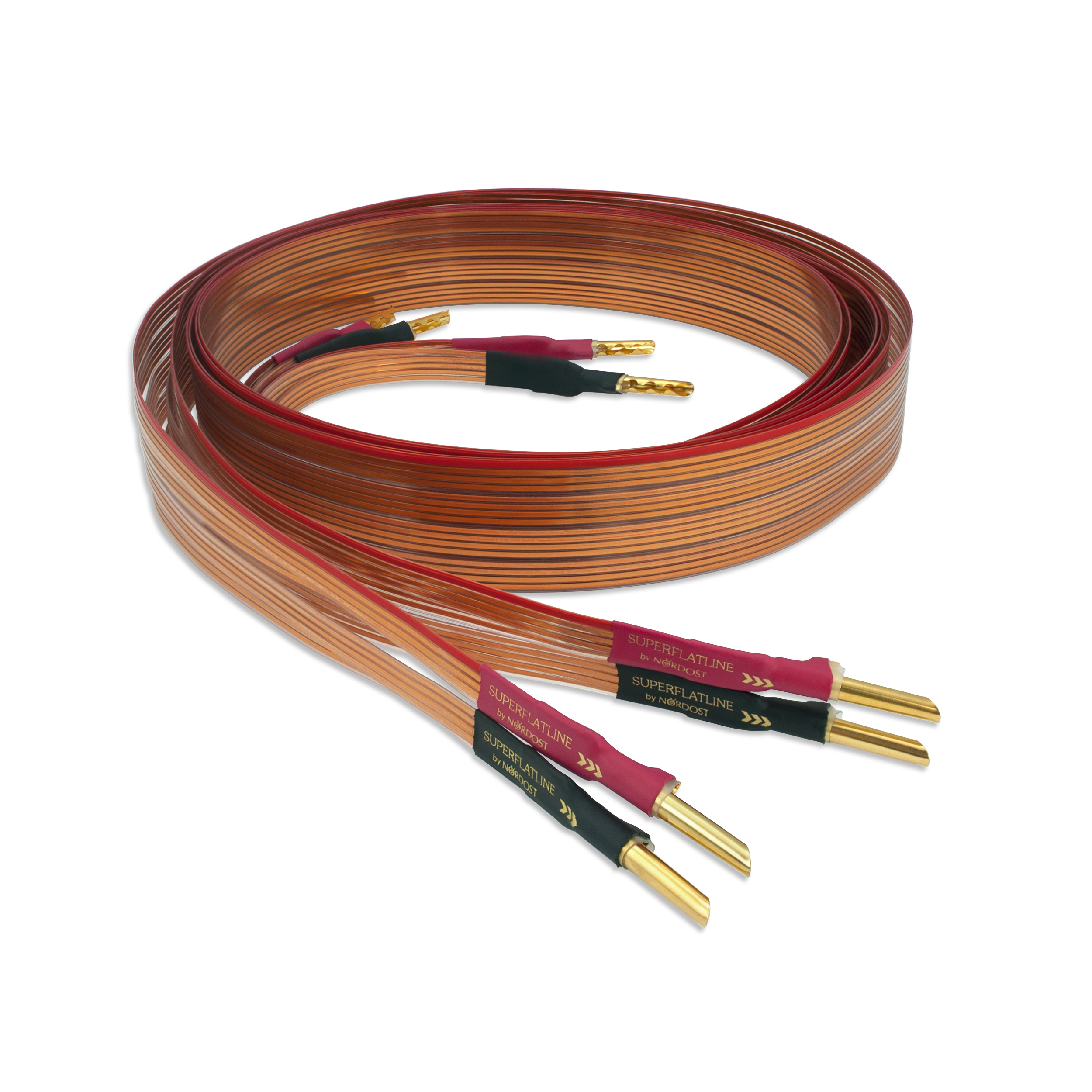 Nordost Reintroduce the SuperFlatline Speaker Cable - Positive Feedback