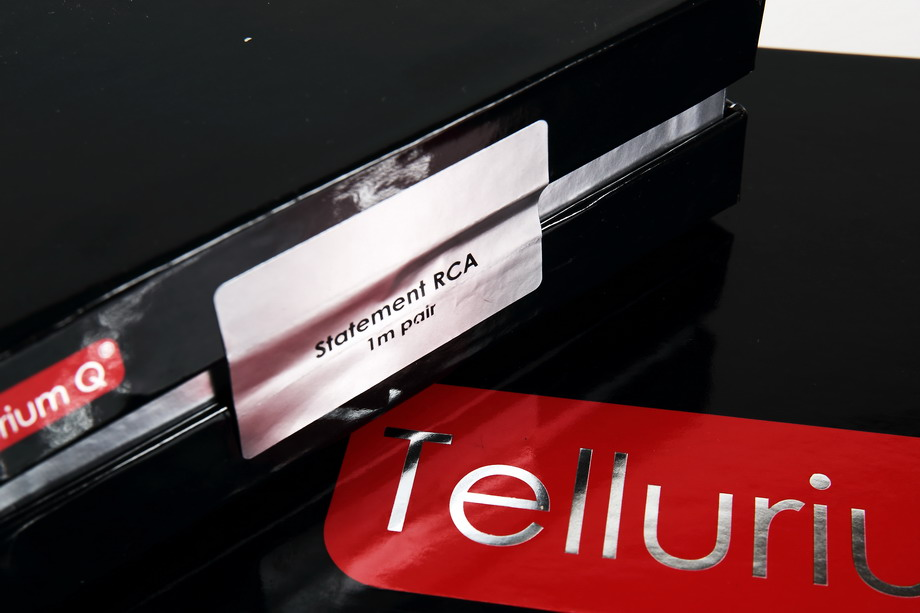 Tellurium Q Interconnects and Speaker Cables