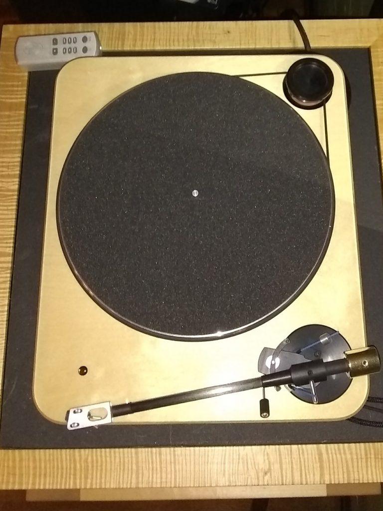 Where Do We Go From Here - More on the Pear Audio Blue Little John/Cornet 1 Turntable