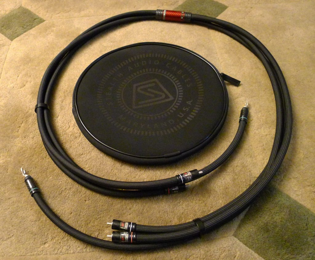 STEALTH Audio Helios Phono Cable - Analog Dreams of Noise-Free Vinyl