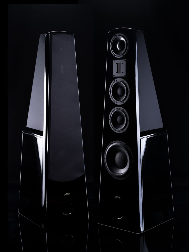 The Alta Audio Hestia Titanium Loudspeaker -The Goddess With a Lovely Voice