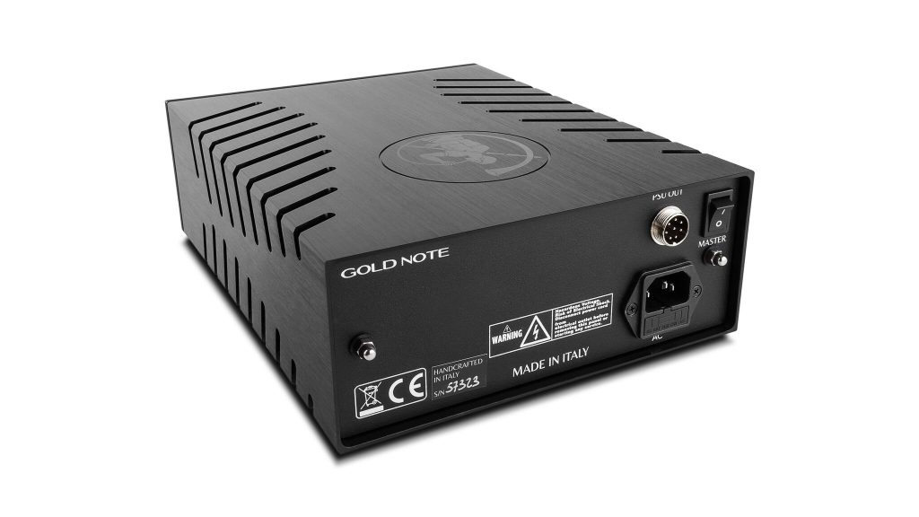 Goldnote Announces the PSU-10 - the external power supply for PH-10