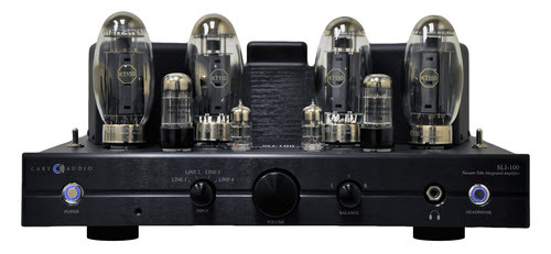 Cary Audio Introduces the SLI-100 Integrated Amplifier