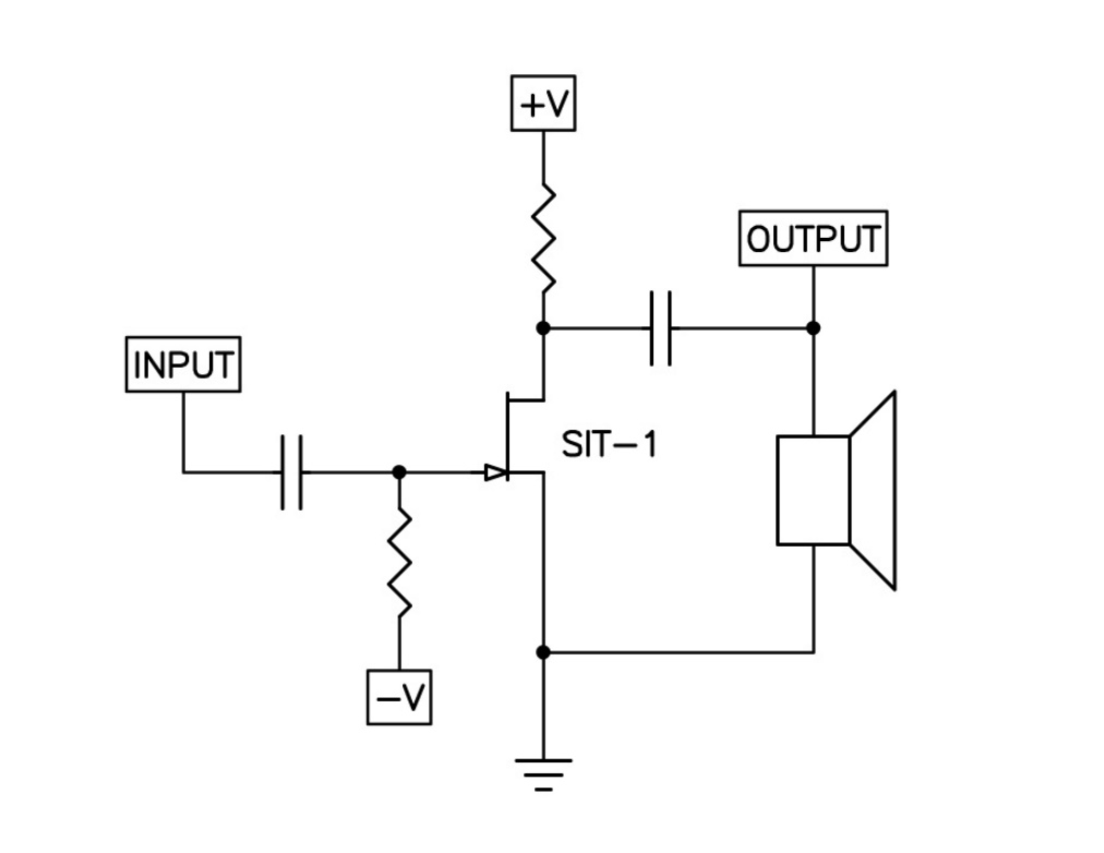 First Watt Sit 3 Stereo Power Amplifier Air Compressor Wiring Diagram Schematic Sharp Energy Saver Image Courtesy Of Nelson Pass