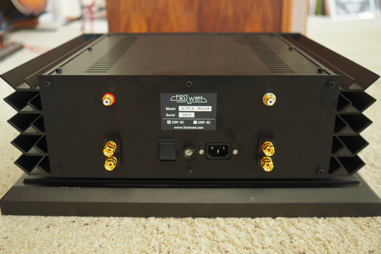 First Watt J2 Power Amplifier Reviews TONEAudio MAGAZINE
