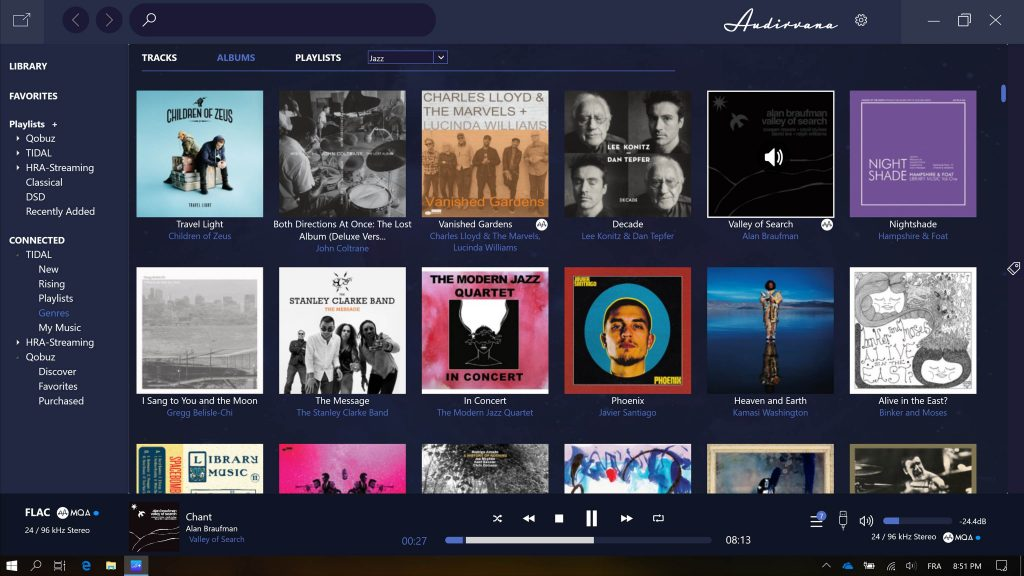 Audirvana Releases Audirvana Plus for Windows 10