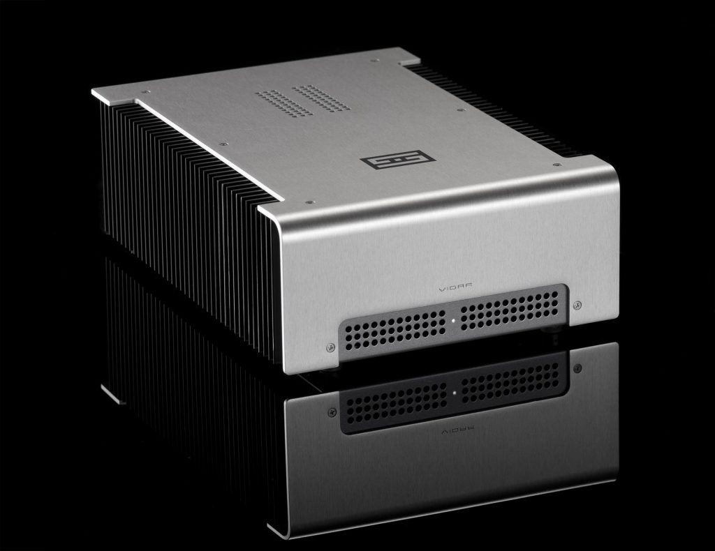 The Neoteric Listener - The Schiit Vidar Intelligent Power Amplifier