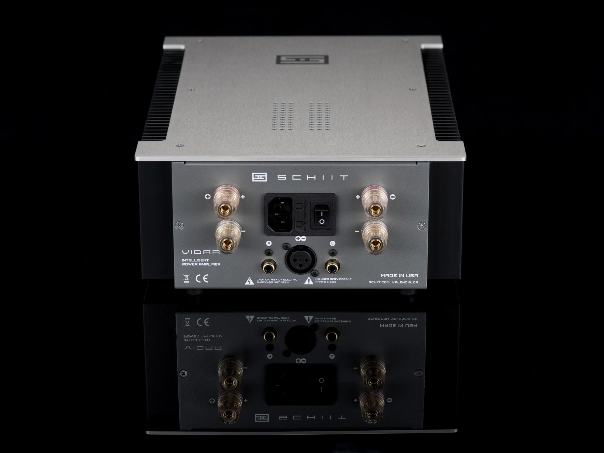 Highfidelity And Pure Sine Wave Inverter 1 Based On Class D Amplifier The Schiit Vidar Intelligent Power Above Referenced Setup Was Delightful From A Footprint Standpoint Its Winner There Is Low Chassis Count Two For Electronics