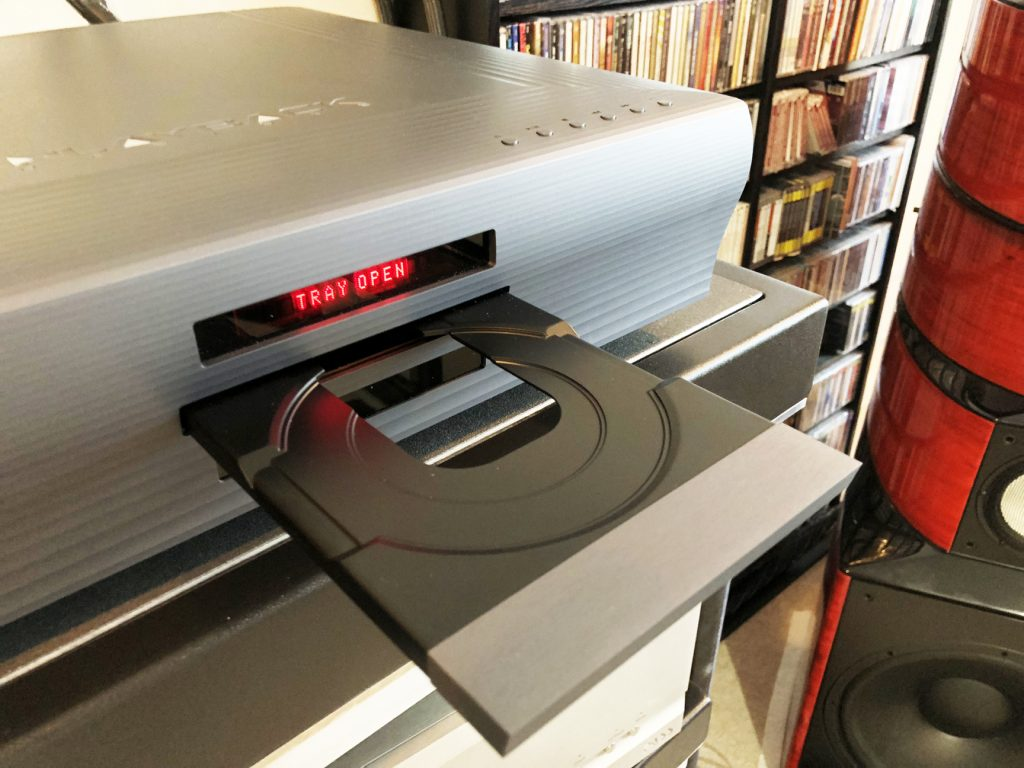Playback Designs MPS-8 Reference SACD/CD Player - Positive