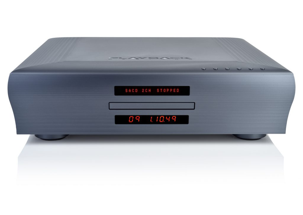 Playback Designs MPS-8 Reference SACD/CD Player