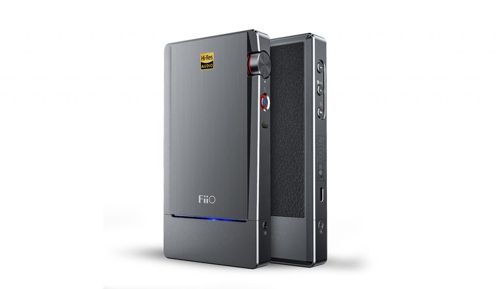 The Fiio Q5 Portable Headphone Amplifier/DAC - Now With the New AM3B Amplifier Module