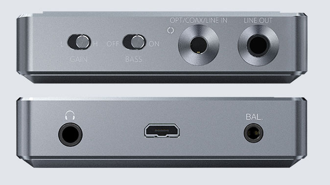 The FiiO Q5 Portable Headphone Amplifier/DAC - Now With the
