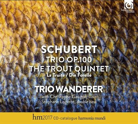 "Trio Wanderer: Schubert Trio, op. 100 & ""Trout"" Quintet"