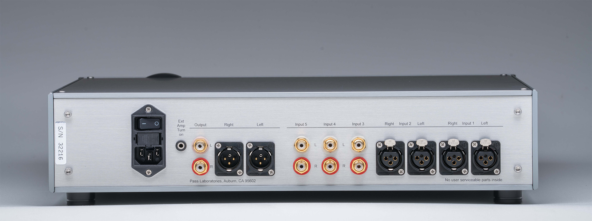 Pass Labs XP-12 Preamplifier