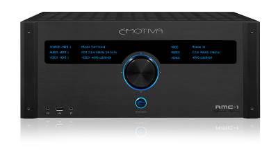 Emotiva to Deliver Flagship RMC-1 16-Channel Processor in November