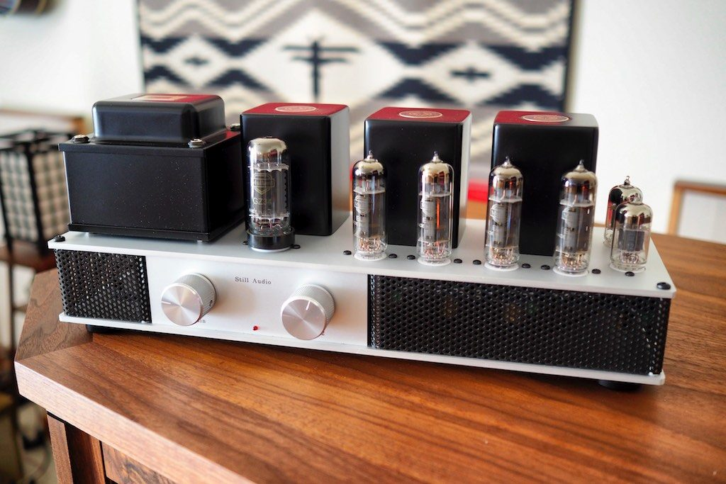Still Audio EL84 Integrated Amplifier: Affordable Handcrafted Exotica!