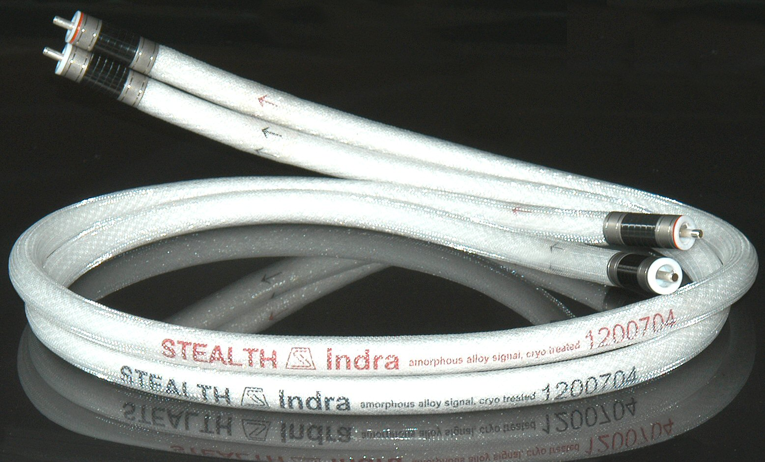 Indra Sakra Interconnects STEALTH Audio - Positive Feedback