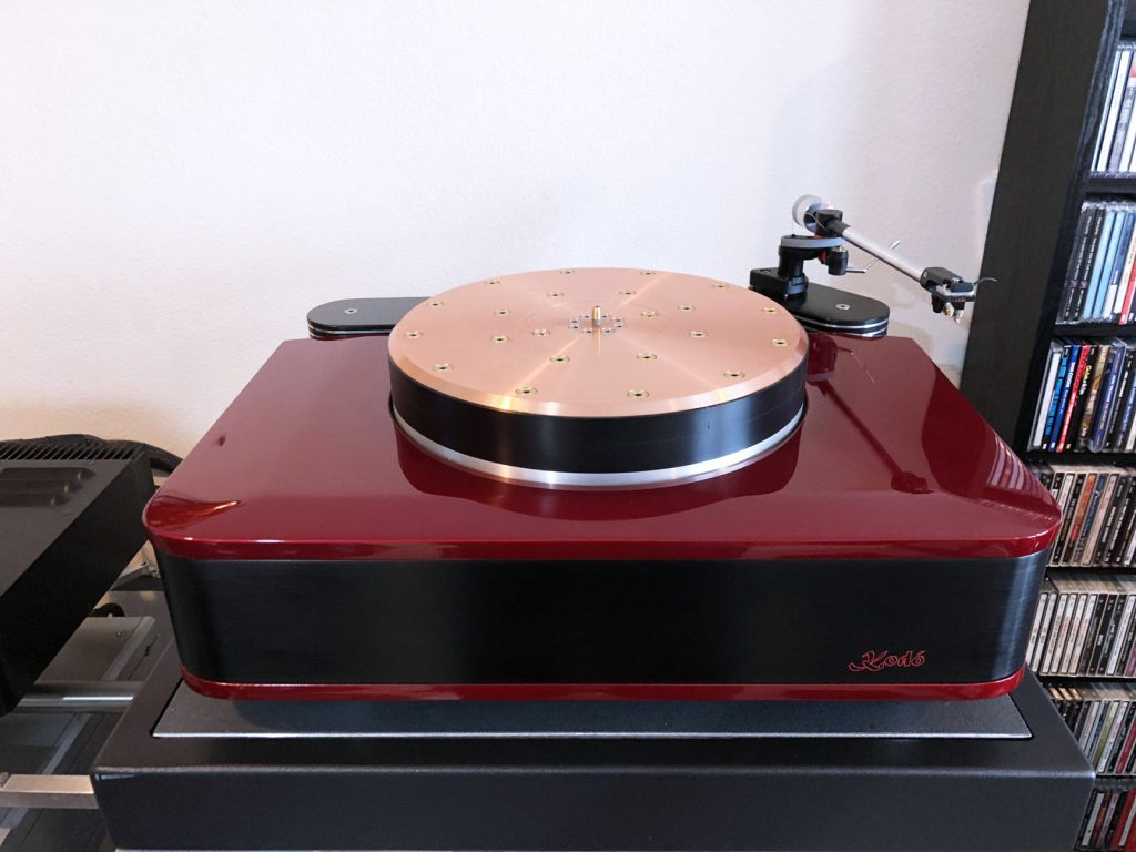 Impressions:  Xact Audio's The Beat MagDrive™ Turntable with the Schröder Linear-Tracking Tonearm