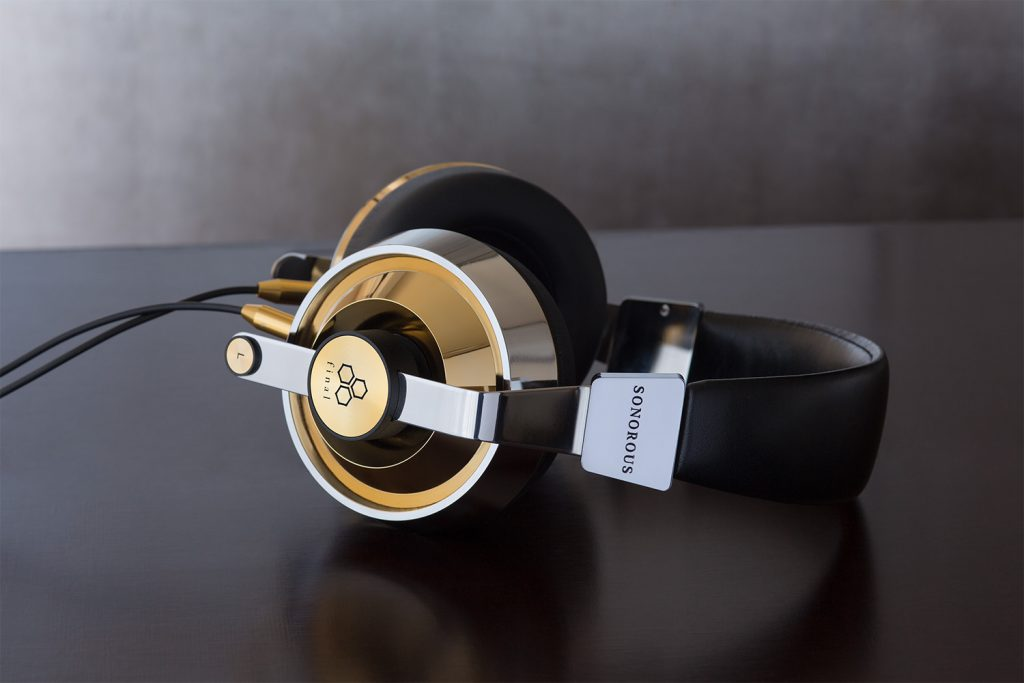 final Sonorous X Closed Back Headphones