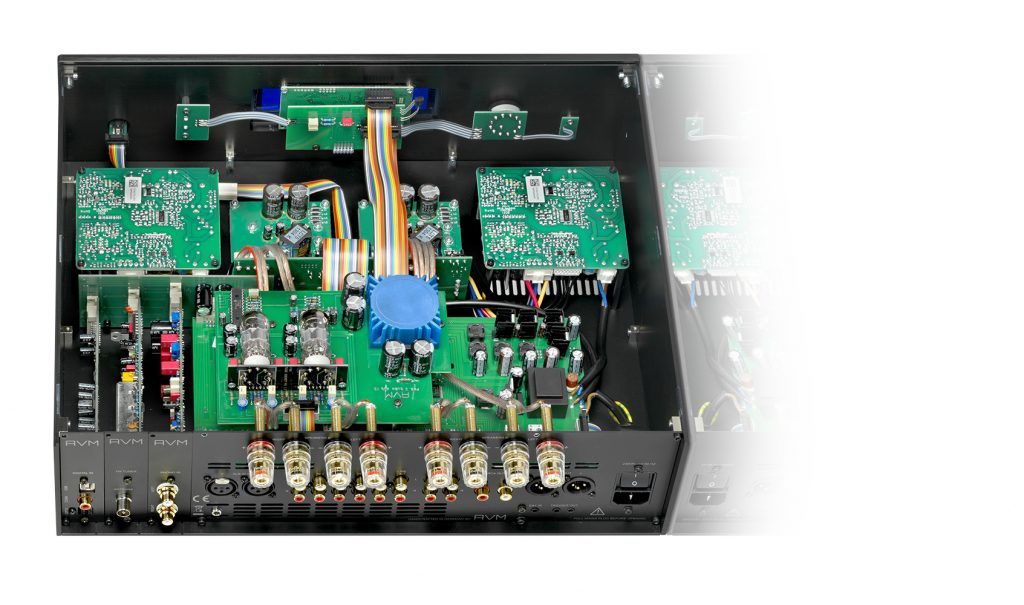 AVM Evolution A5 2 Integrated Amplifier - Positive Feedback