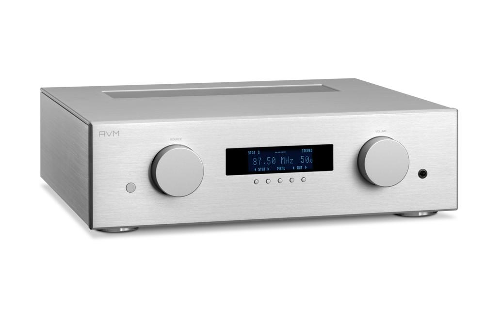 AVM Evolution A5.2 Integrated Amplifier