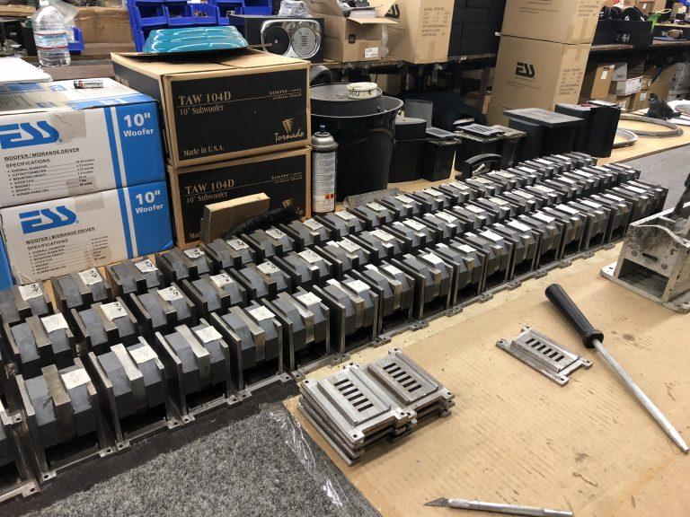 ESS Laboratories 12 AMT Series Loudspeakers