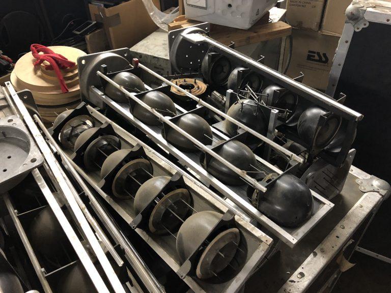 ESS Laboratories 12 AMT Series Loudspeakers - Positive