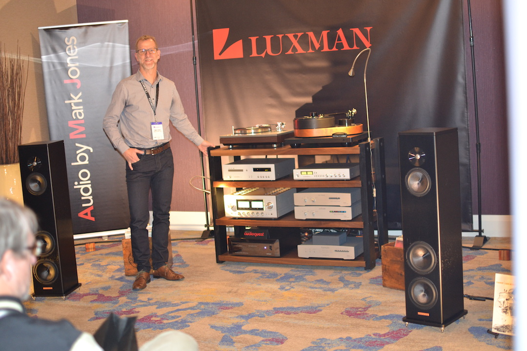 Toronto Audio Fest 2018 Show Report – HD MEDIA PARK