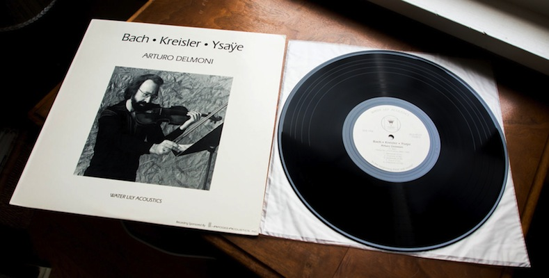 Arturo Delmoni Analog Master Tape