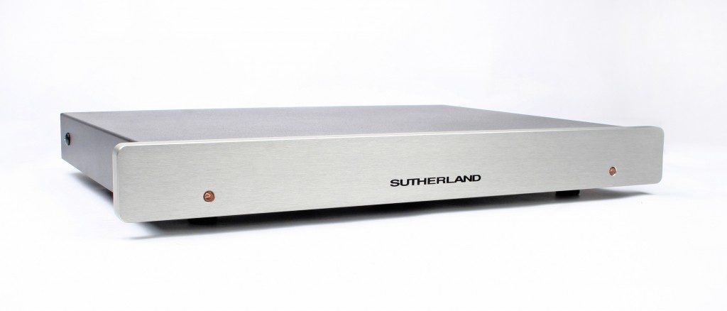 The New Apartment Lounge: It's an Analogue World Part 1 - The Sutherland Engineering 20/20 Phono Stage
