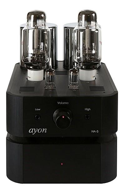 Ayon Audio HA-3 SET Headphone Amplifier