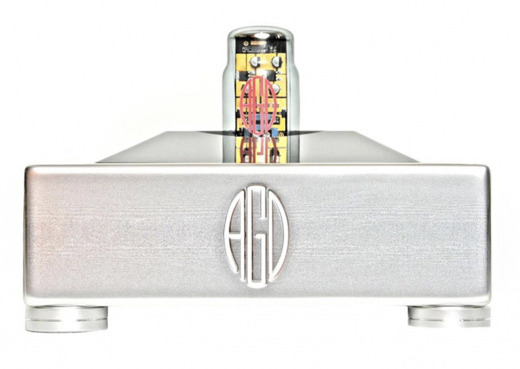 AGD Production Vivace GaNTube Monoblock Amplifiers